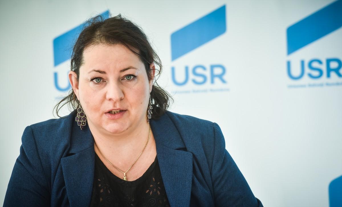 USR Sibiu: electoratul, membrii și simpatizanții USR, induși în eroare de Raluca Turcan
