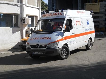 Accident pe Calea Dumbrăvii, cu un rănit. Vinovat, un tânăr de 20 de ani, neatent