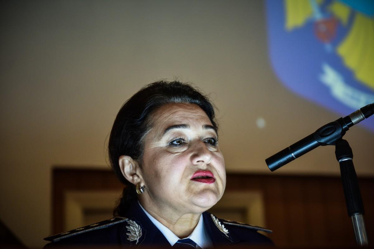 Subiect la Procuratură: șefa Resurselor umane a IPJ Sibiu a încasat necuvenit sporuri de 80.000 de lei pentru lupta împotriva corupției