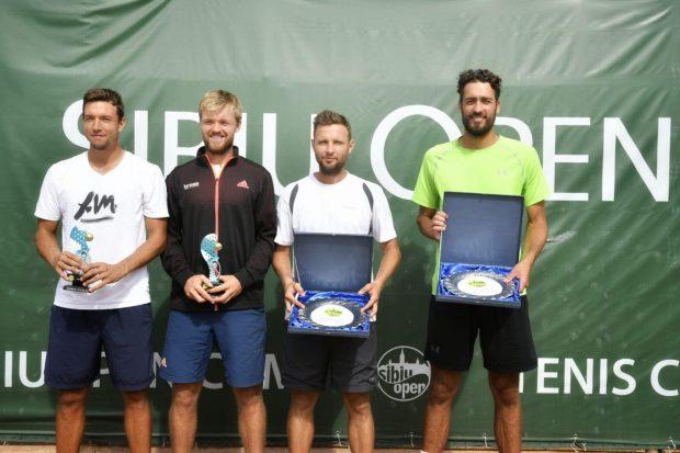 Ce valoare are Sibiu Open? Câștigătorii ediției de anul trecut la dublu joacă finala la Roland Garros
