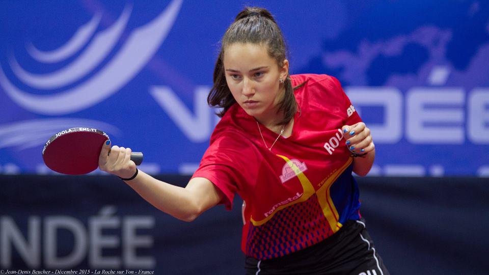 Andreea Dragomancâștigă și argintul european la dublu, după aurul cu naționalaRomâniei