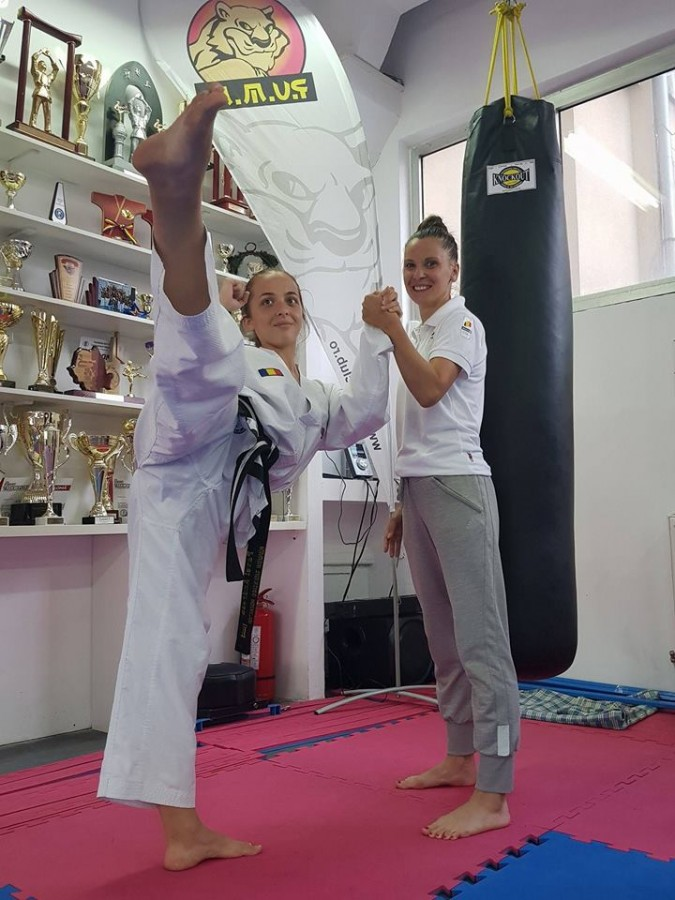 Sportiva din Sibiu care mâine va doborî un record mondial: Fizic și psihic sunt pregătită 100%