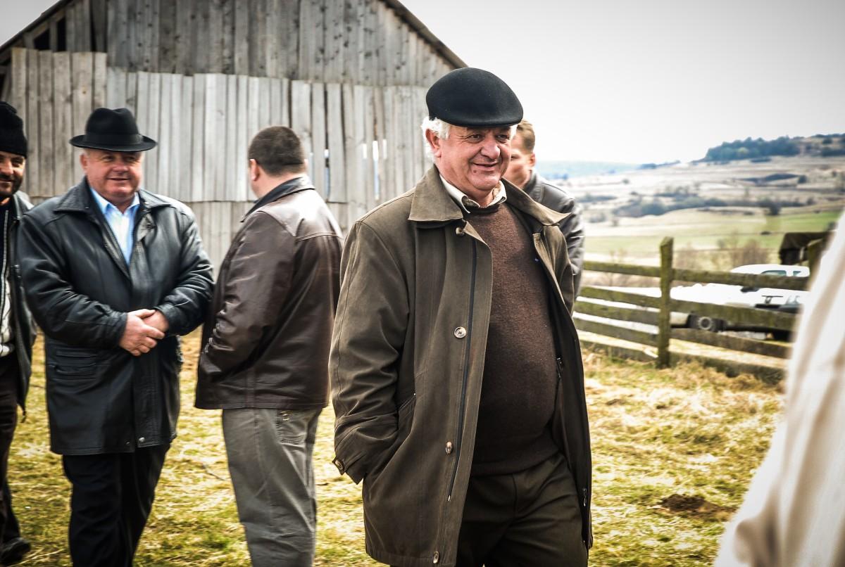 A murit Marcel Andrei, șeful sindicatului crescătorilor de ovine