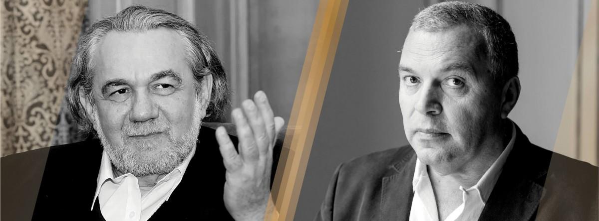Andrei Oișteanu și Constantin Chiriac în dialog despre cultura română