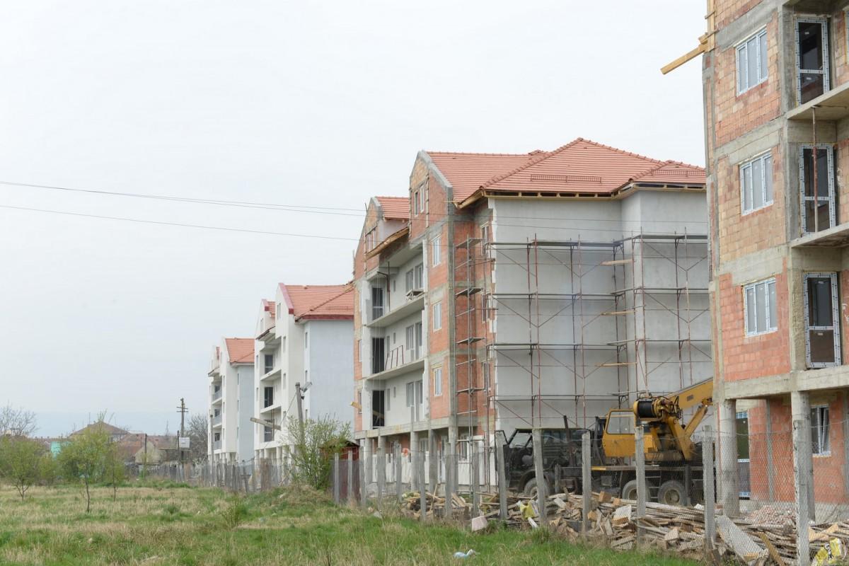 Noile blocuri ANL din Sibiu ar trebui finalizate în 12 luni. Ultimele au avut nevoie de șase ani