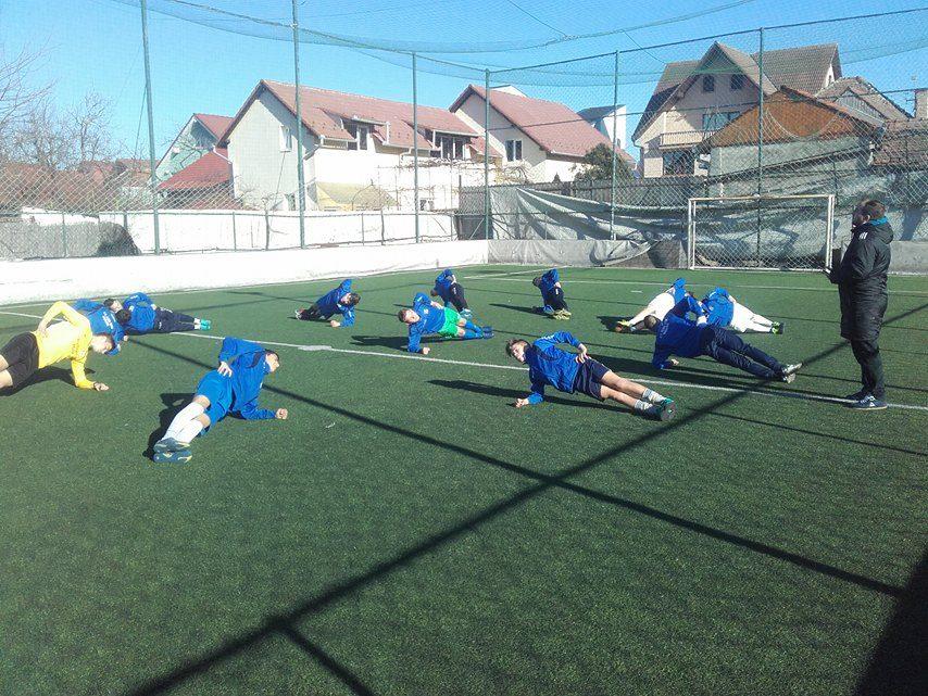 Cum arată astăzi viitorul fotbalului sibian