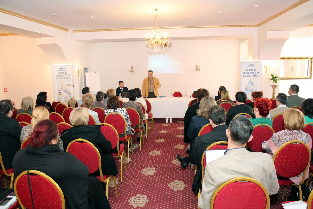 Activitatea economică a sectorului de apă din România, dezbătută la Sibiu