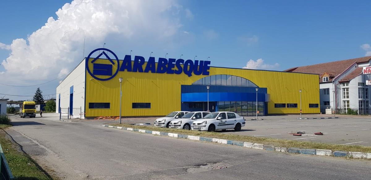 Schimbare pe piața magazinelor de bricolaj din Sibiu: Arabesque ia locul Bricomatului