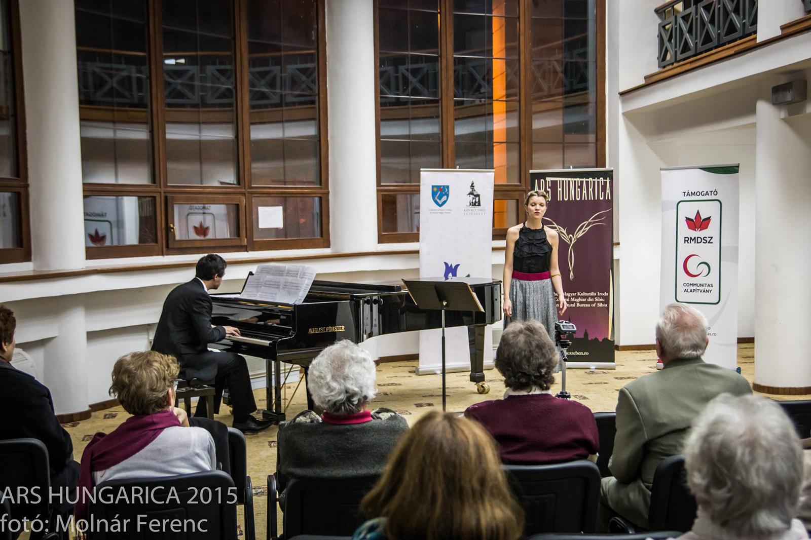 Muzică și teatru pentru copii la Ars Hungarica