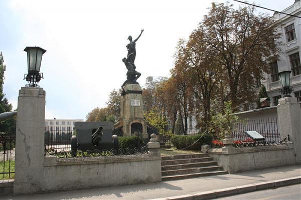 175 de ani de la înfiinţarea Artileriei Române, sărbătoriți la Sibiu
