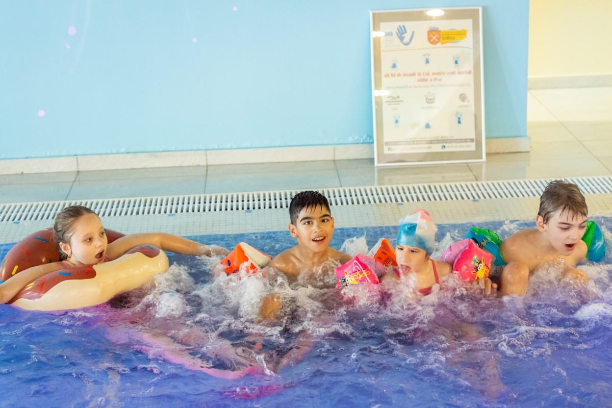 Terapii în DAR pentru 28 de copii cu dizabilități