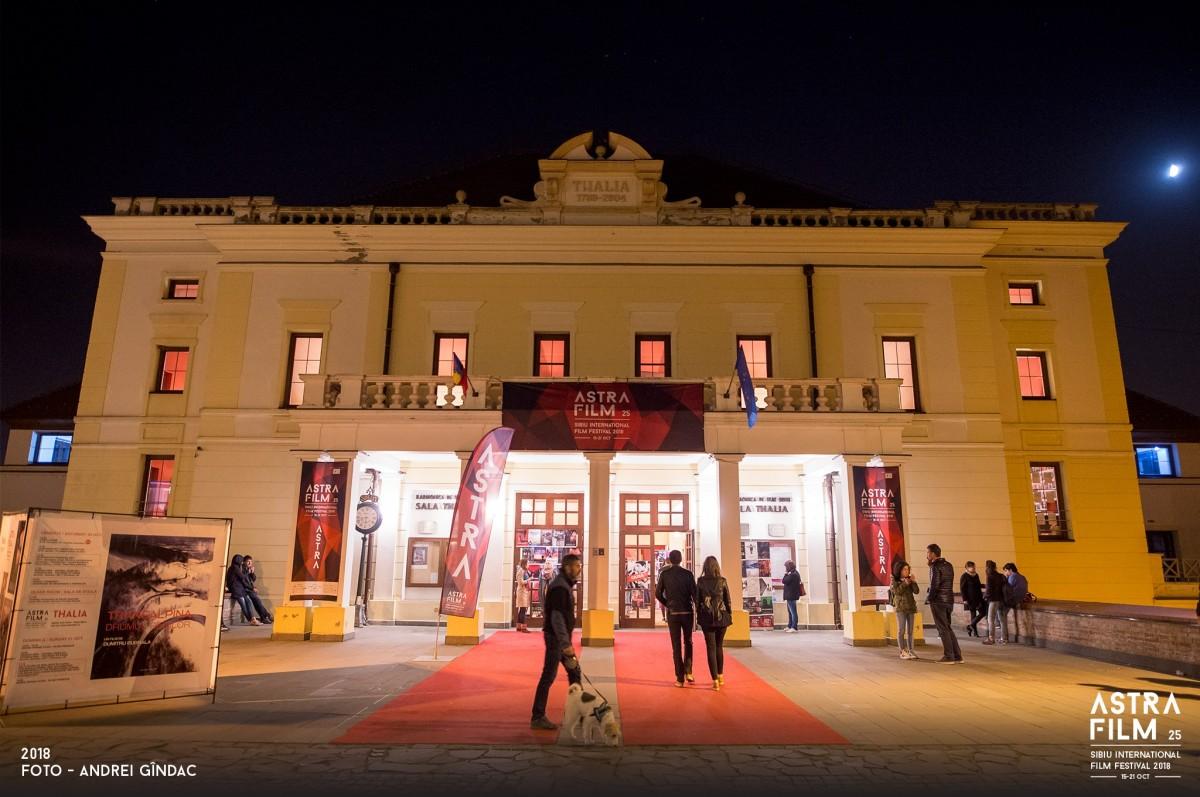 Premiul Astra Film Festivalpentru cel mai bun film internațional a plecat în SUA