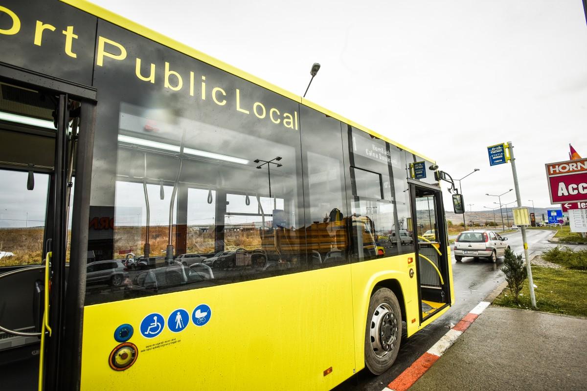 Tursib înființeazăun nou traseu și modifică alte trei. Autobuzele ajung și pe Săcel și Dimitrie Cantemir