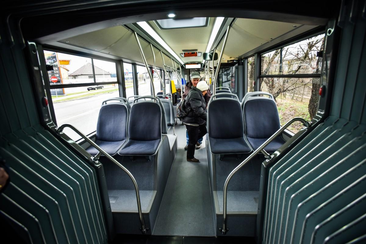 Contract în premieră: autobuzele orașului vor fi dezinfectate în fiecare lună