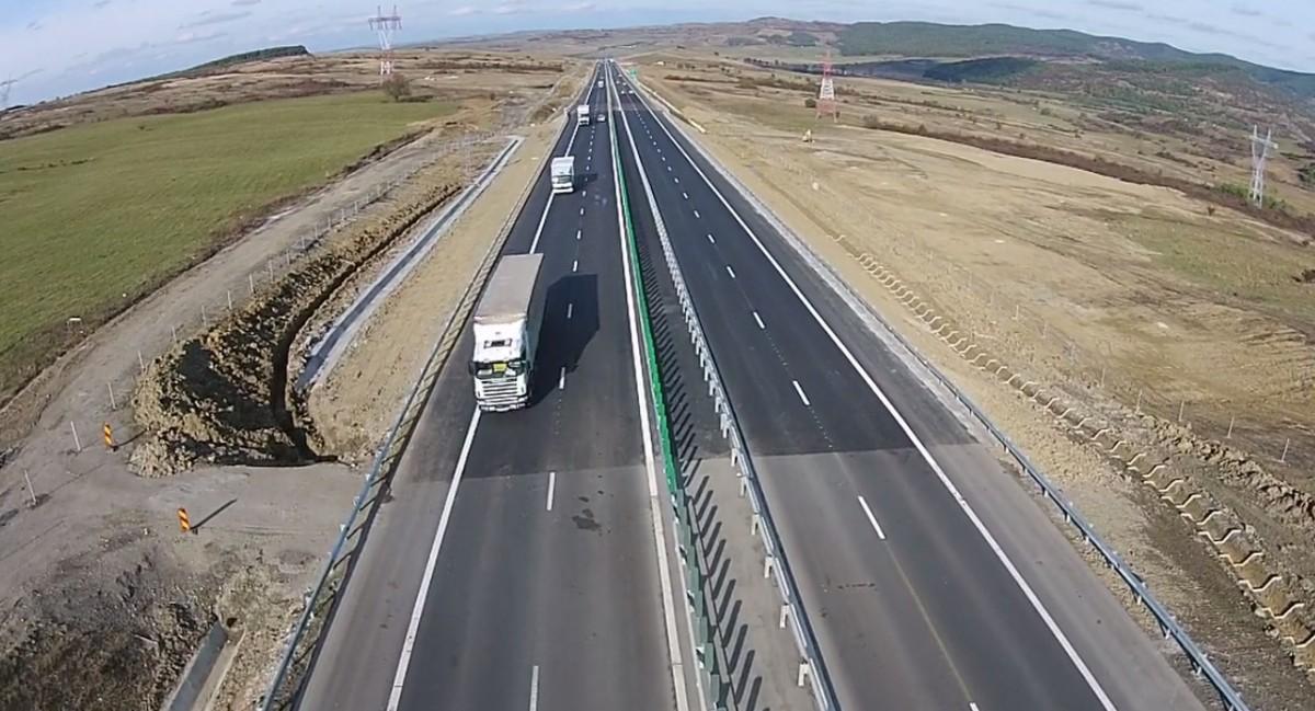 Factura autostrăzii reconstruite: 10.000 de euro, metrul de autostradă. Fără TVA