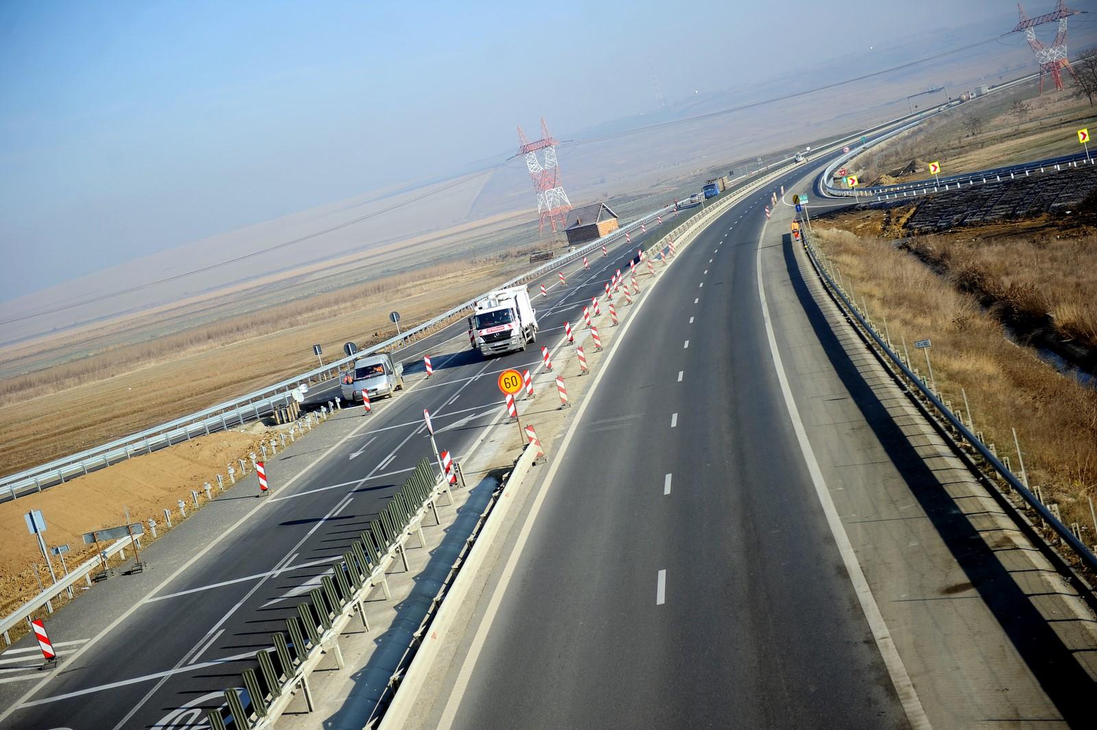 Veste bună de la Bruxelles pentru autostrada Sibiu-Pitești