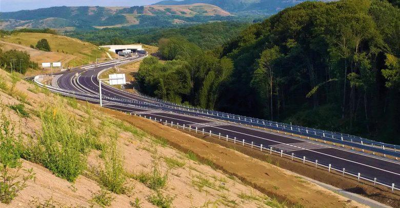 În 12 august se deschide autostrada spre Vest. Mai rămân 8 kilometri