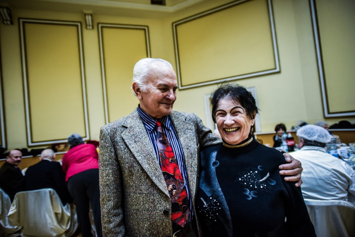 Secretul unei căsnicii fericite de 56 de ani