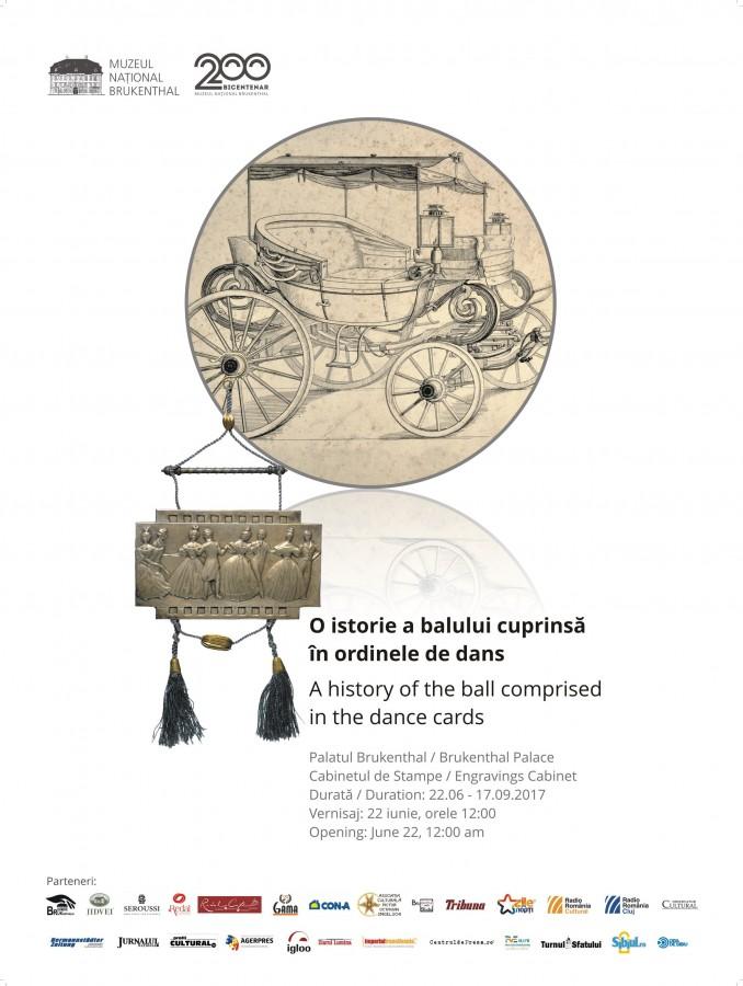 """O istorie a balului"", la Palatul Brukenthal"