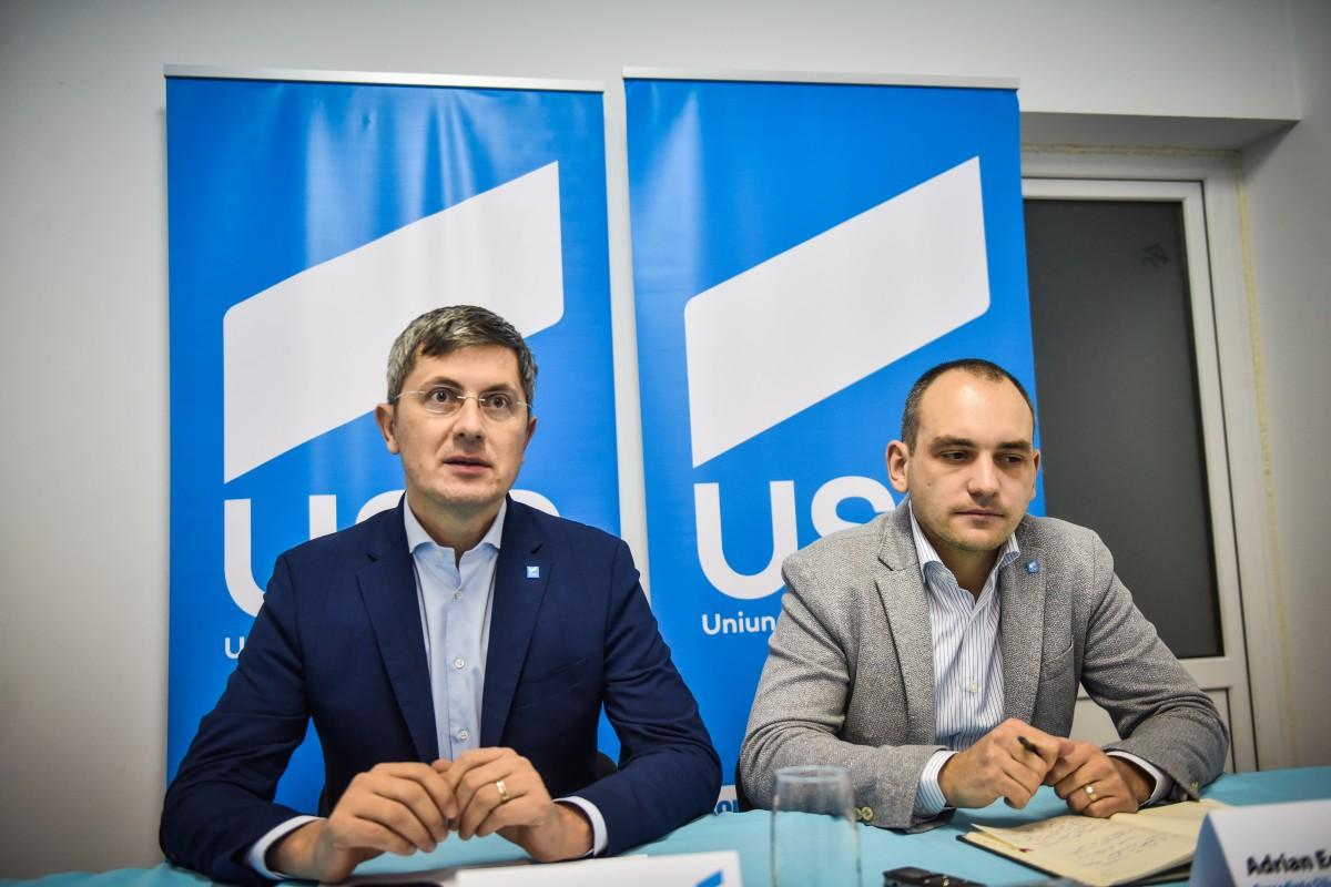 USR, solicitare publică pentru Primăria Cisnădie
