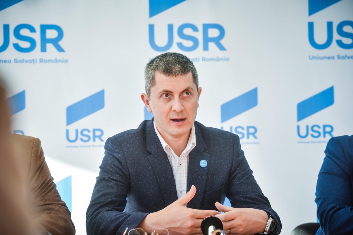 Dan Barna: USR face plângere penală împotriva lui Liviu Dragnea
