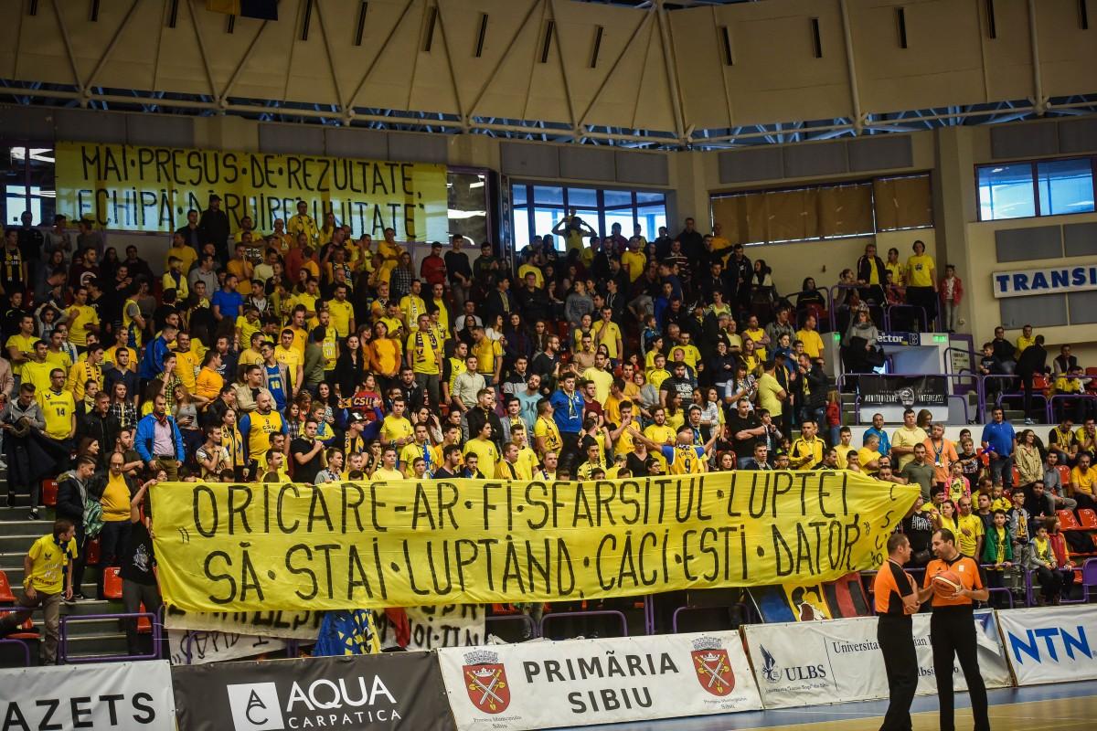 BC CSU Sibiu: Soarta lui Rolland Torok s-ar putea schimba