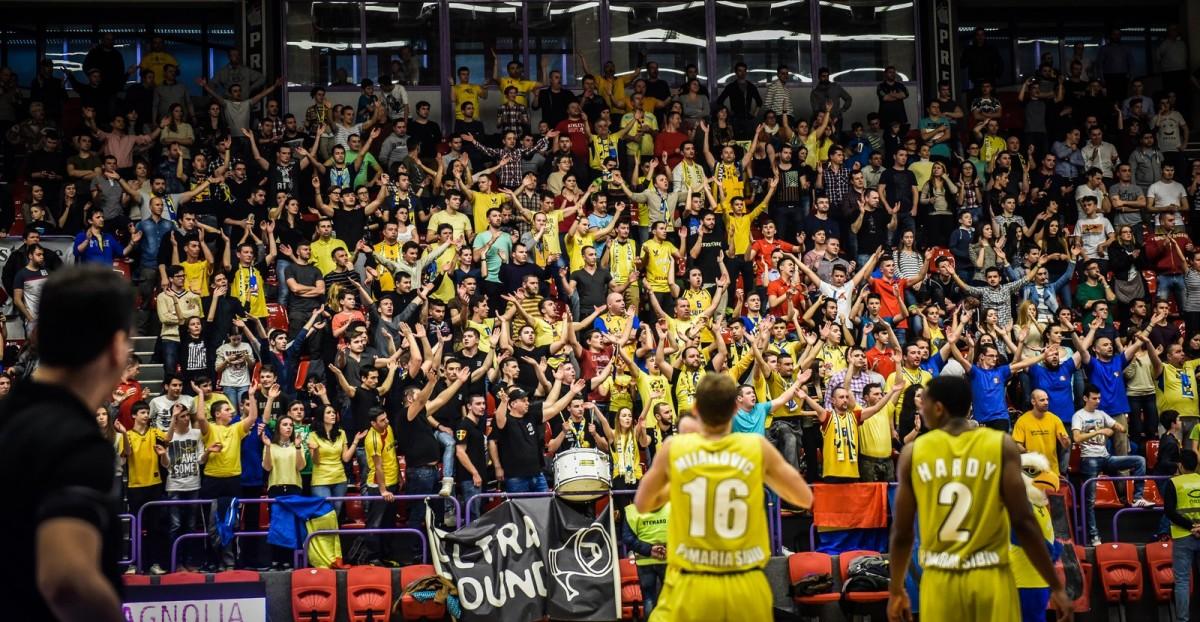 Sibiul va găzdui Final 8-ul Cupei României și All Star Game-ul la baschet
