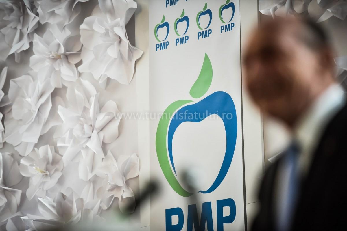 Tinerii din PMP au trecut la PSD