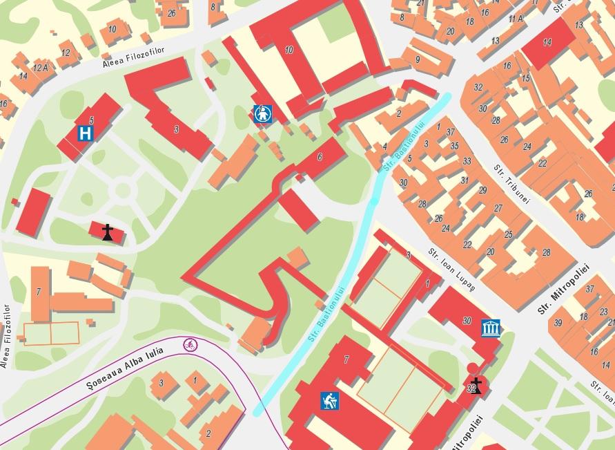 Primăria anunță restricții de circulație la intrarea în centrul istoric