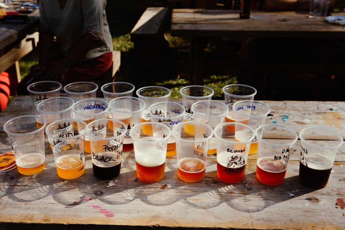 În weekend, s-aubăutpeste 1500 de litri de bere artizanală la Sibiu