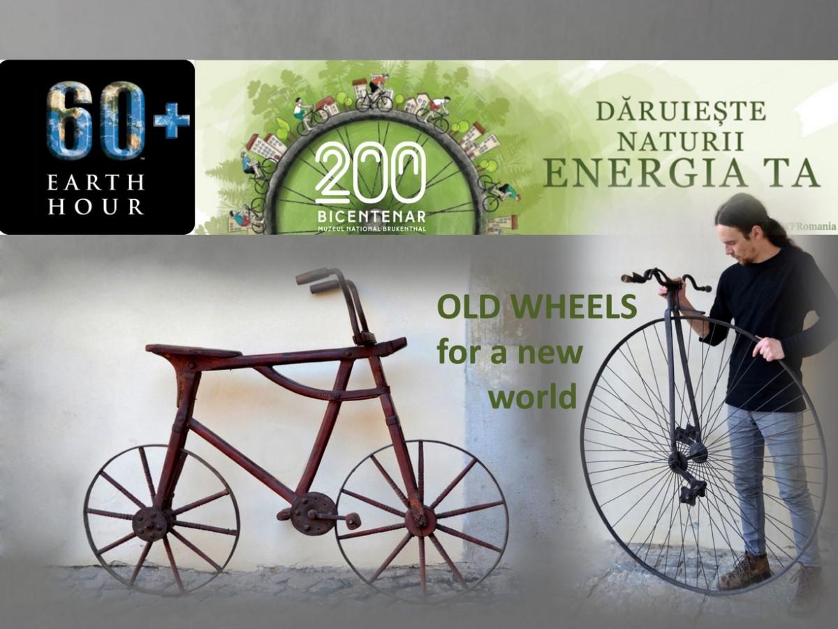 Strămoșii bicicletelor de astăzi, la Muzeul De Istorie CasaAltemberger