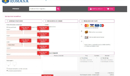 IGPR: Reguli pentru a nu fi înșelat când faci cumpărături online, de Black Friday
