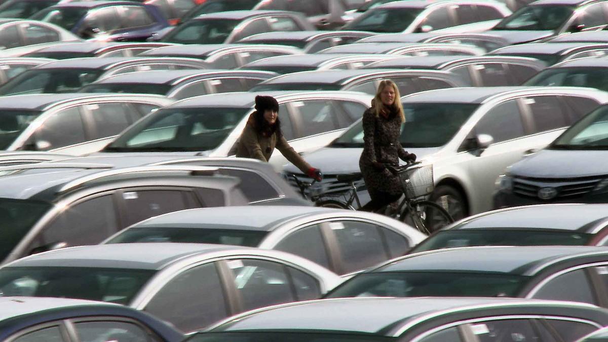 VIDEO - Strada e a tuturor – Biciclete contra mașini la Astra Film Cinema
