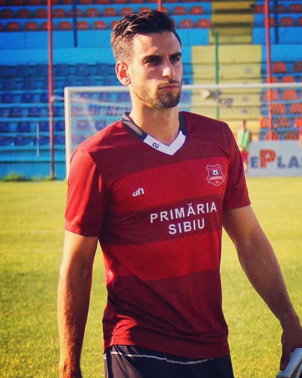 Interviu cu spaniolul de la FC Hermannstadt, Biel Company: Îmi place atât de mult Sibiul că mi-am cumpărat apartament aici