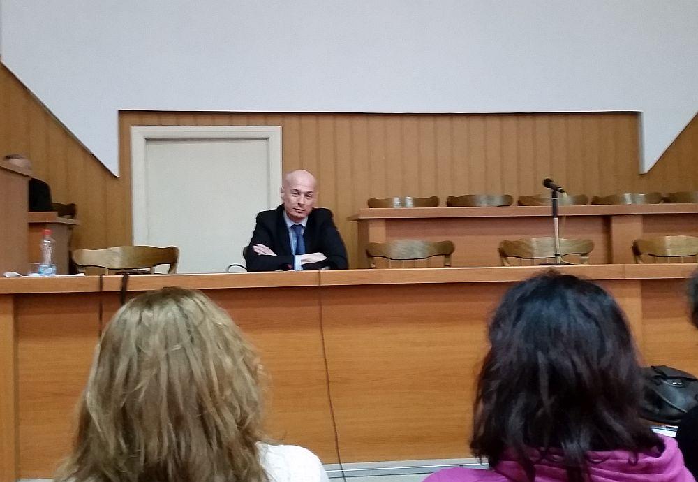 Viceguvernatorul BNR, la Sibiu: Programul Prima Casă funcţionează. Nu trebuie reparat dacă nu e stricat
