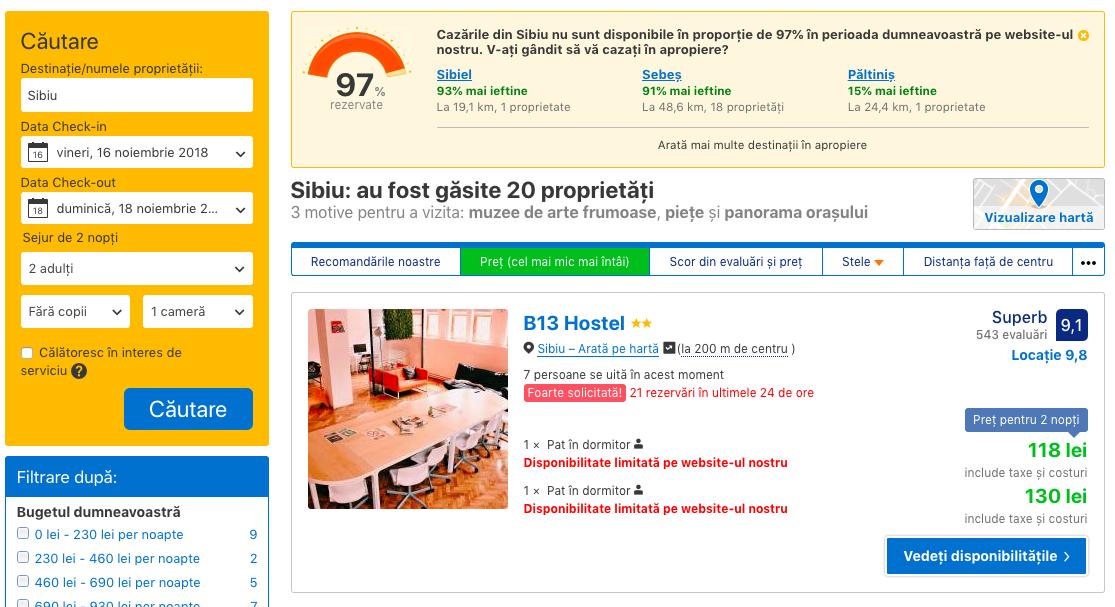 Câți bani aduce Târgul de Crăciun Sibiului? Orașul e plin de turiști