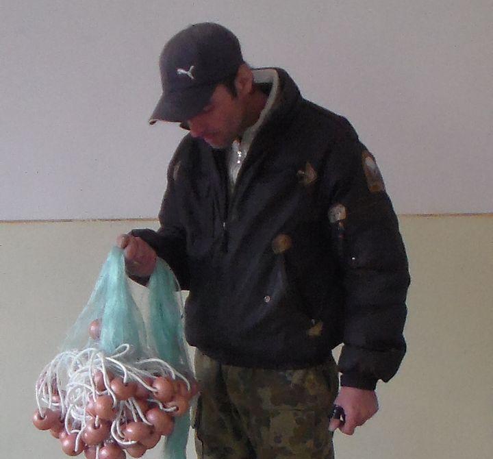 Dosar penal în Târgul Obor. Un pescar a cerut ajutorul Jandarmeriei