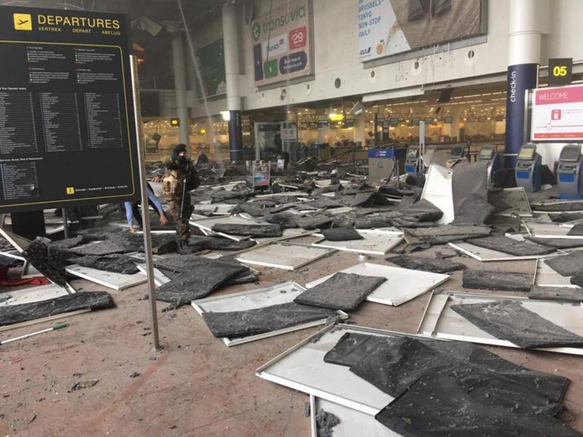 Cel puțin 11 morți și 25 de răniți în urma exploziilor din Bruxelles