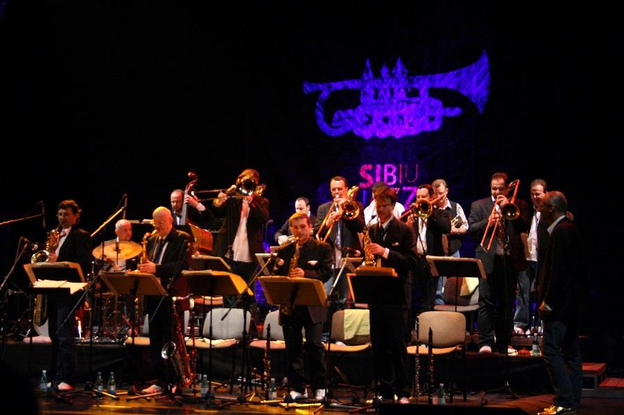 Începe competiția pentru trofeul Sibiu Jazz Festival