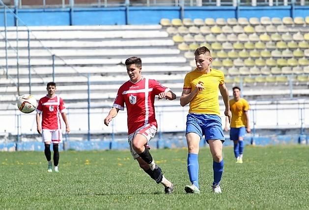 Sibiul s-a calificat la turneul final al Campionatului Național Universitar la fotbal