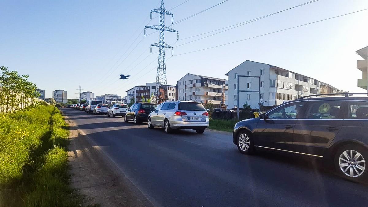 """Cartierul Arhitecților pregătește protest la Primăria Sibiu: """"Vrem transport în comun, nu să fim sfidați"""""""