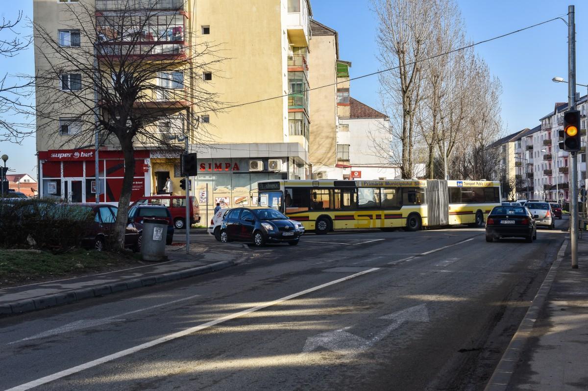 Tursib își modifică cinci trasee la solicitarea companiilor din oraș