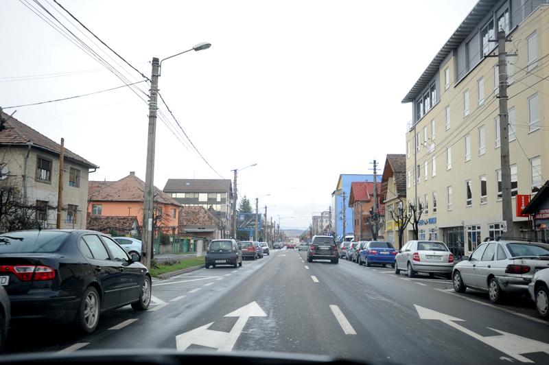 Noua Cale a Dumbrăvii, scoasă la licitație: propunem crearea unei benzi dedicate transportului public