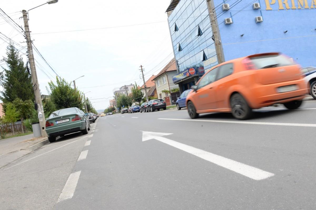 Primăria Sibiu analizează reintroducerea circulației în dublu sens pe toată Calea Dumbrăvii | Video