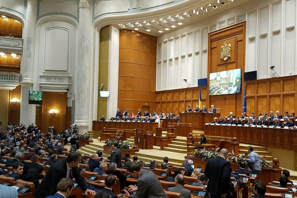 Guvernul Dăncilă, validat de Parlament