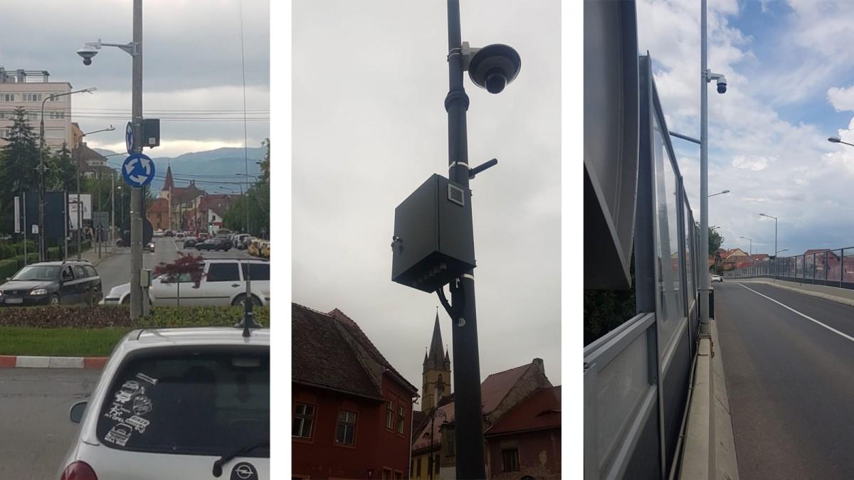 Sistemul de supraveghere video al Sibiului trece la Poliția Locală