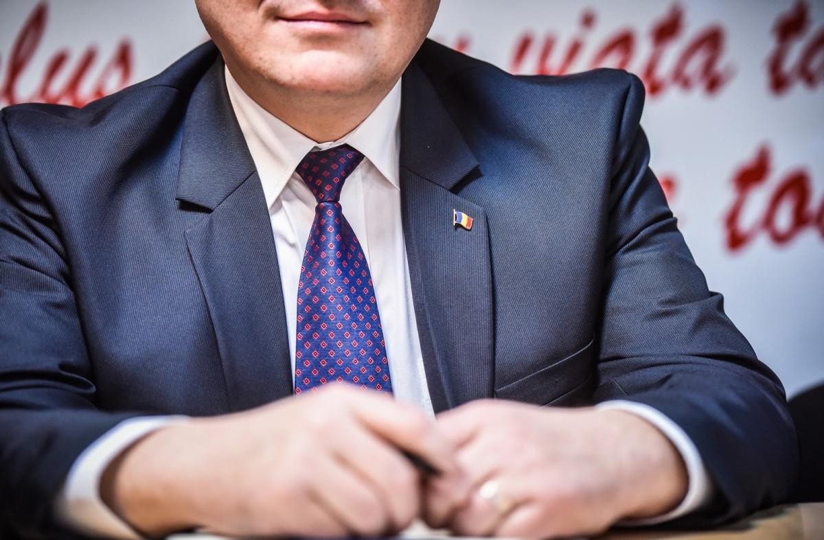 Un deputat PSD de Sibiu nu asemnat moțiunea
