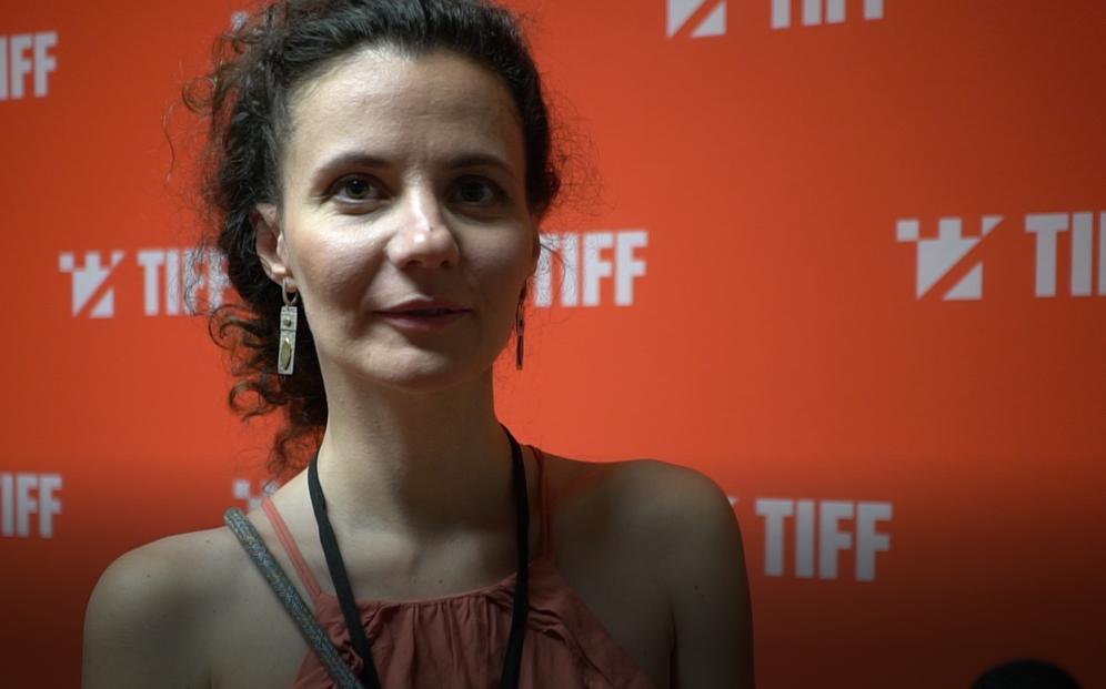 """Actrița Carmen Florescu la Sibiu: """"Vreau să simt mai mult pulsul orașului"""""""