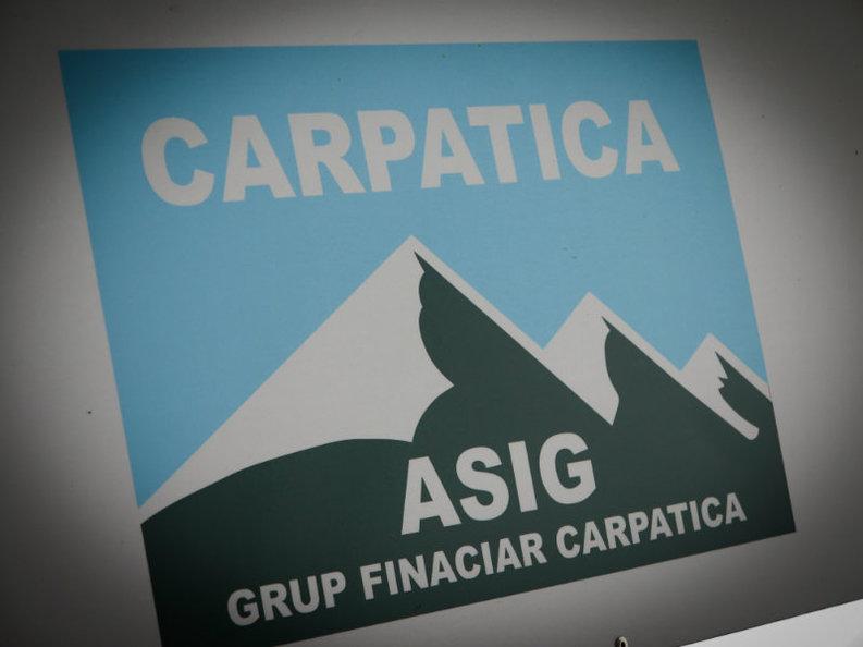 Judecătorii instanţei supreme au admis cererea DNA de suspendare a dizolvării Carpatica Asigurări