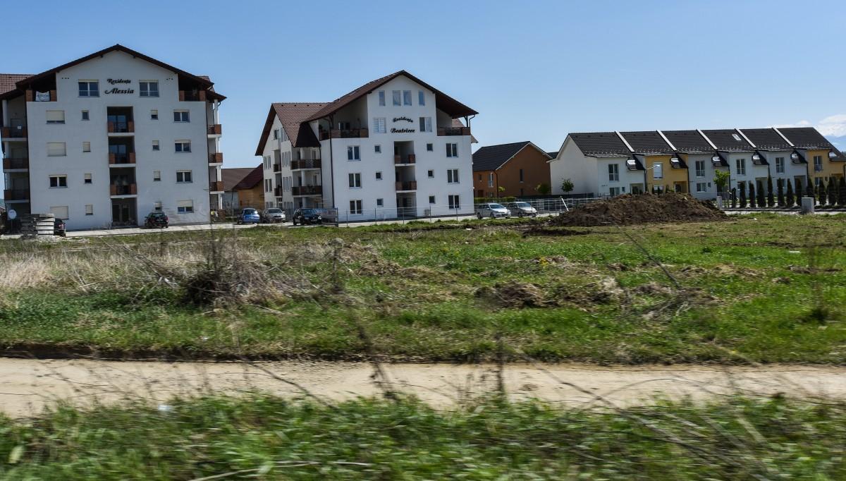 Criză imobiliară în Sibiu? Tranzacțiile imobiliare sunt la o treime față de anul 2015